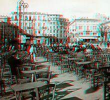 [†][3D] Syntagma Square, Athens c.1930 by George Parapadakis (monocotylidono)