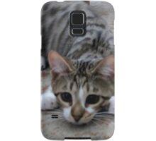 Monty the lively Cat  Samsung Galaxy Case/Skin