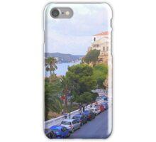 Mahon.....................................Menorca iPhone Case/Skin