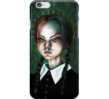 I'm Not Perky iPhone Case/Skin