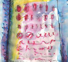 TULIPS.WHAT TULIPS(C2012) by Paul Romanowski