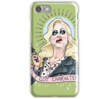 Hatchetface: I Got Character iPhone Case/Skin