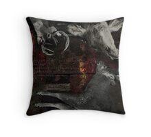 Deer John Throw Pillow