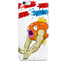 Bro Do You Even  Splash iPhone Case/Skin