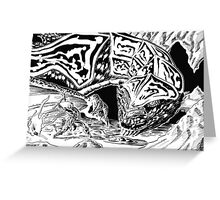 Dragon Slayer! Greeting Card