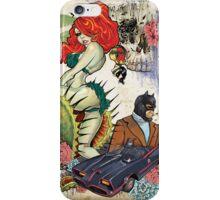 El Beso Mortal iPhone Case/Skin