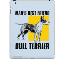 BULL TERRIER-2 iPad Case/Skin