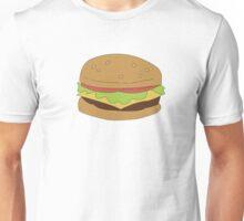 The Burger Unisex T-Shirt
