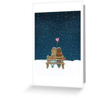 ..: RoMantiC StaRs:.. Greeting Card