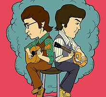 The Fab Two by Seth Malin