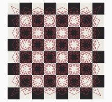 Knight's Tour Chessboard Kids Clothes