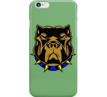 PIT BULL-3 iPhone Case/Skin