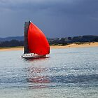Sailing into stormy skies by missmoneypenny