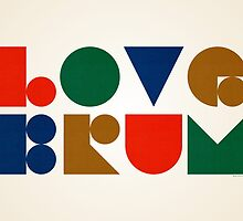 Love Brum by Brumhaus