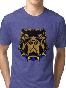 PIT BULL-3 Tri-blend T-Shirt