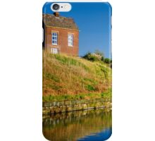 House on the Canal iPhone Case/Skin