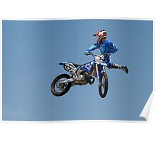 Showtime FMX Yamaha Freestyle Team V Poster