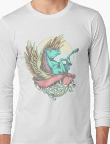 The Divine Stallion Long Sleeve T-Shirt