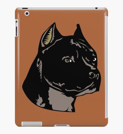 PIT BULL-4 iPad Case/Skin