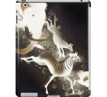 they went to extinction iPad Case/Skin