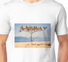 Brazilian Beach Tree Unisex T-Shirt