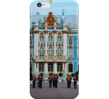 Welcome to Catherine Palace, Russia iPhone Case/Skin