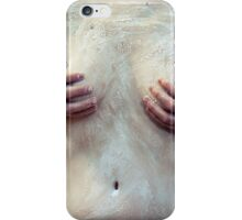 Hold Me Tight - Erotic art prints, erotic nude photography iPhone Case/Skin