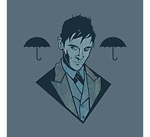 The Penguin Oswald Cobblepot Photographic Print