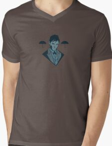 The Penguin Oswald Cobblepot Mens V-Neck T-Shirt