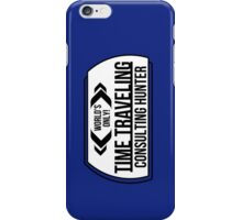 Consulting Hunter iPhone Case/Skin