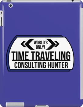 Consulting Hunter by iheartgallifrey