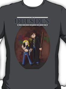 Dresden Files - Harry and Murph T-Shirt