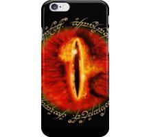 The One Eye iPhone Case/Skin