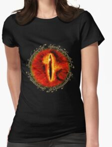 The One Eye Womens Fitted T-Shirt