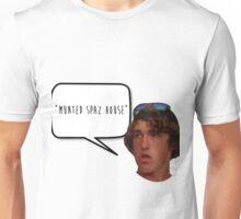munted spaz house Unisex T-Shirt