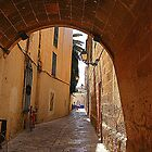 An Alley In Ciutadella............................Menorca by Fara