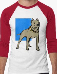 PIT BULL-5 Men's Baseball ¾ T-Shirt