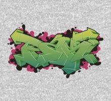 PAK graffiti  by trev4000