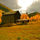 Ghost Town - Aspen by Dave Mortell