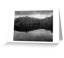 Stillness Greeting Card