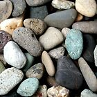 Blue Pebbles by Tiffany Dryburgh