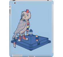 Doctor Hoot iPad Case/Skin