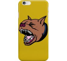 PIT BULL-6 iPhone Case/Skin