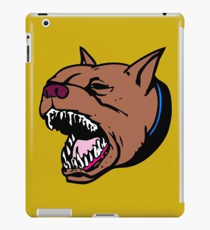 PIT BULL-6 iPad Case/Skin