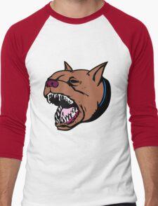 PIT BULL-6 Men's Baseball ¾ T-Shirt