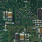 Circuit Board by Clintpix