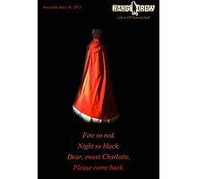 Nancy Drew The Ghost Of Thorton Hall Fan Art  Photographic Print