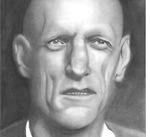 Peter Garrett -  Midnight Oil by Paul Starkey