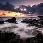 Sleeping Giant - Maui by Michael Treloar