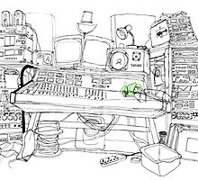 Recording Time by Richard Butler